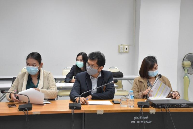 ม.นครพนม ประชุมหารือการจัดการเรียนการสอนสำหรับนักศึกษาต่างชาติ
