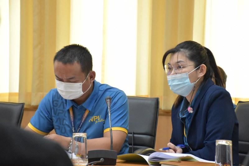 ม.นครพนม ประชุมเตรียมความพร้อมจัดพิธีลงนามความร่วมมือระหว่างมหาวิทยาลัยนครพนมกับองค์กรปกครองส่วนท้องถิ่น จ.นครพนม (MOU)